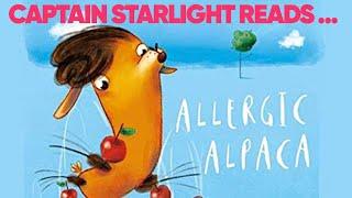 The Allergic Alpaca By Kiah Thomas (Read Aloud)