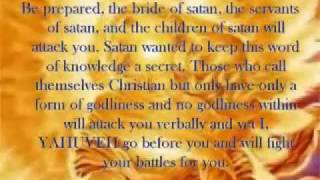 Amightywind Prophecy 90 - What Is The Name Of The RUACH ha KODESH (Holy Spirit)? pt8