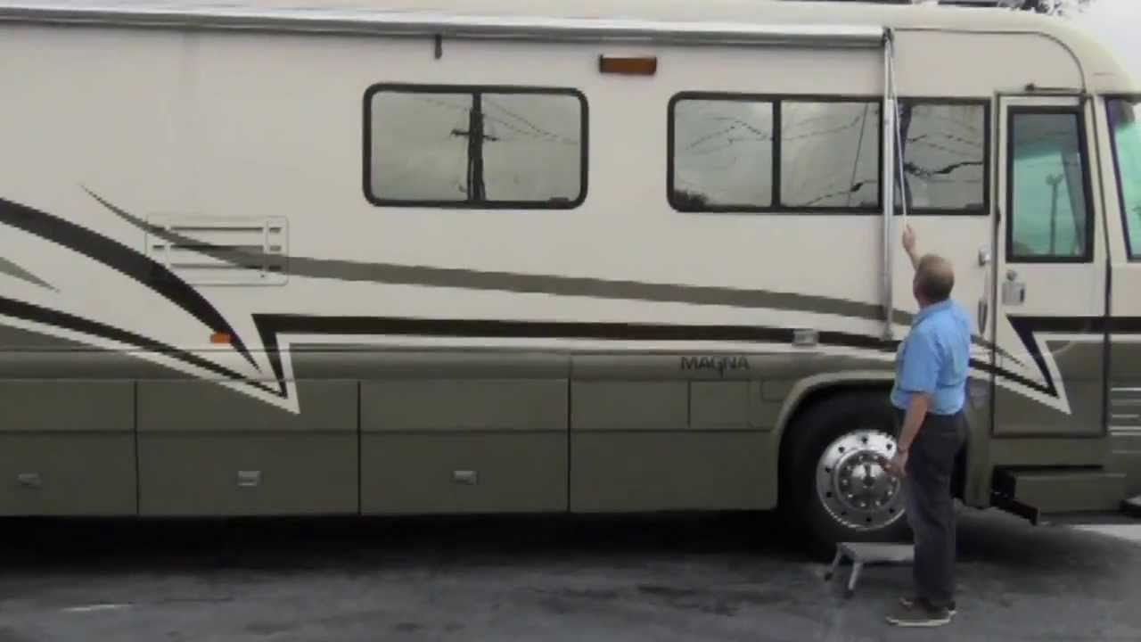 HighWAY RVs Tips Tricks How To Operate A Zip Dee Awning