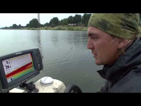Raubfischtour am Neckar mit Livedrill 100kg Waller + Profitipps von Stefan Seuß
