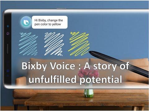 Bixby Voice : Samsung