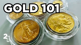 Buying Gold Coins - Everything You Need To Know