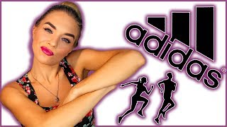 РАСПАКОВКА ADIDAS ADIPOWER  | НОВИНКА! | UNBOXING | - Видео от Alyona Feel