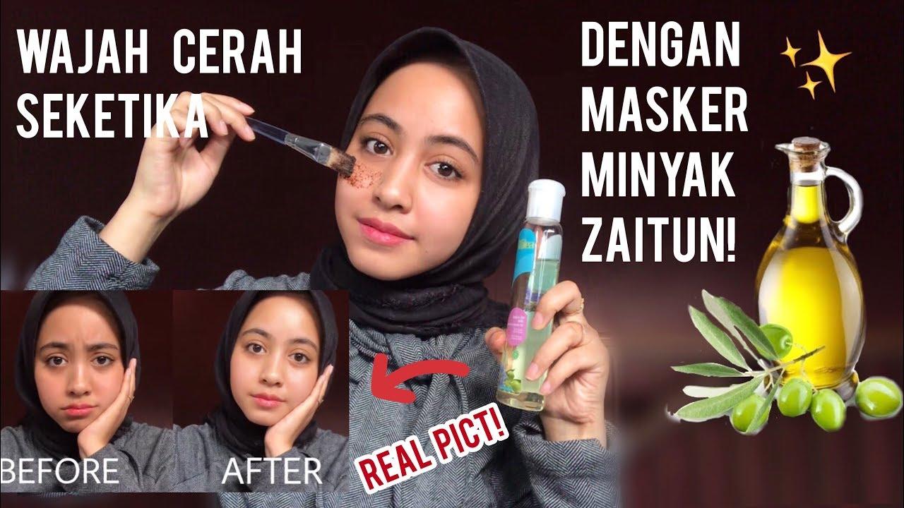 Cara Memutihkan Wajah Dengan Minyak Zaitun Bagus Banget Wajib Nonton Youtube