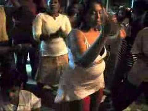 Dancing to Tassa Drumming