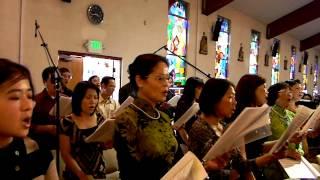 3. Dâng Lễ:  Lời Kinh Yêu Thương---Cao Minh Thắng