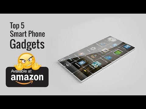 5 SmartPhone Gadgets You Can Buy Online on Amazon ⏰ New Technology Inventions | Future Smart Gadgets
