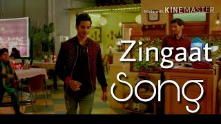Zingaat song/ Dhadak Film song/ HD quality/-(Bollywood Status )
