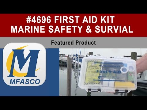 Marine Safety & Survival Kit | Item # 4696