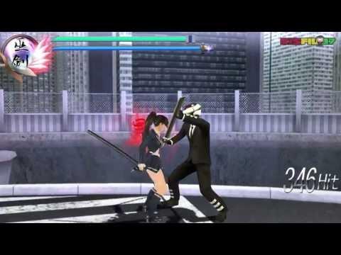 Mitsurugi Kamui Hikae (English) Gameplay (PC HD)