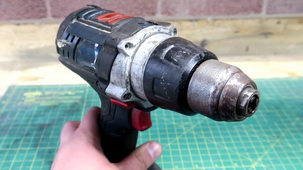Download Inside a Cordless Drill + Repair [Bosch GSR 18 VE-2-LI]