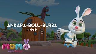 Akıllı Tavşan Momo Ankara - Bolu  Etkinliği 🎉