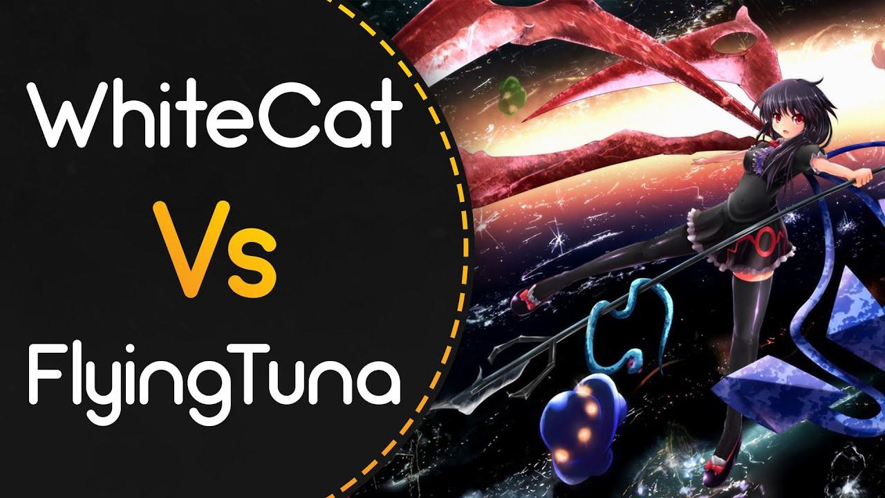WhiteCat vs FlyingTuna! // Kurokotei - Galaxy Collapse (Doomsday is Bad) [Galaxy]
