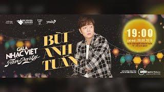 Bùi Anh Tuấn mừng sinh nhật cùng 1000 fan tại Gala Nhạc Việt Fan Party | Gala Nhạc Việt