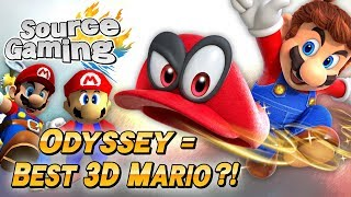 Is Mario Odyssey the Best 3D Mario Game?