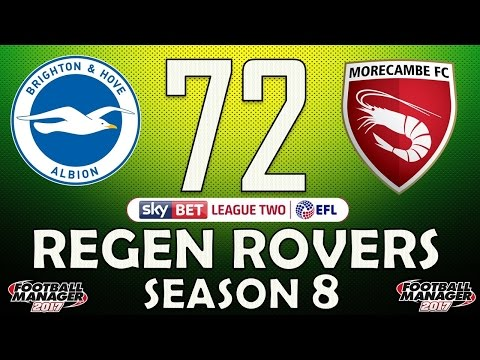 Regen Rovers | #72 Ridiculous! | Football Manager 2017 Create-A-Club Career