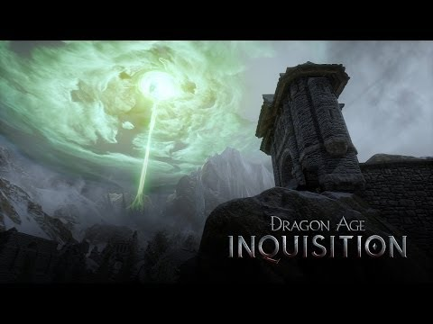Dragon Age 3 Inquisition - Discover the Dragon Age Trailer