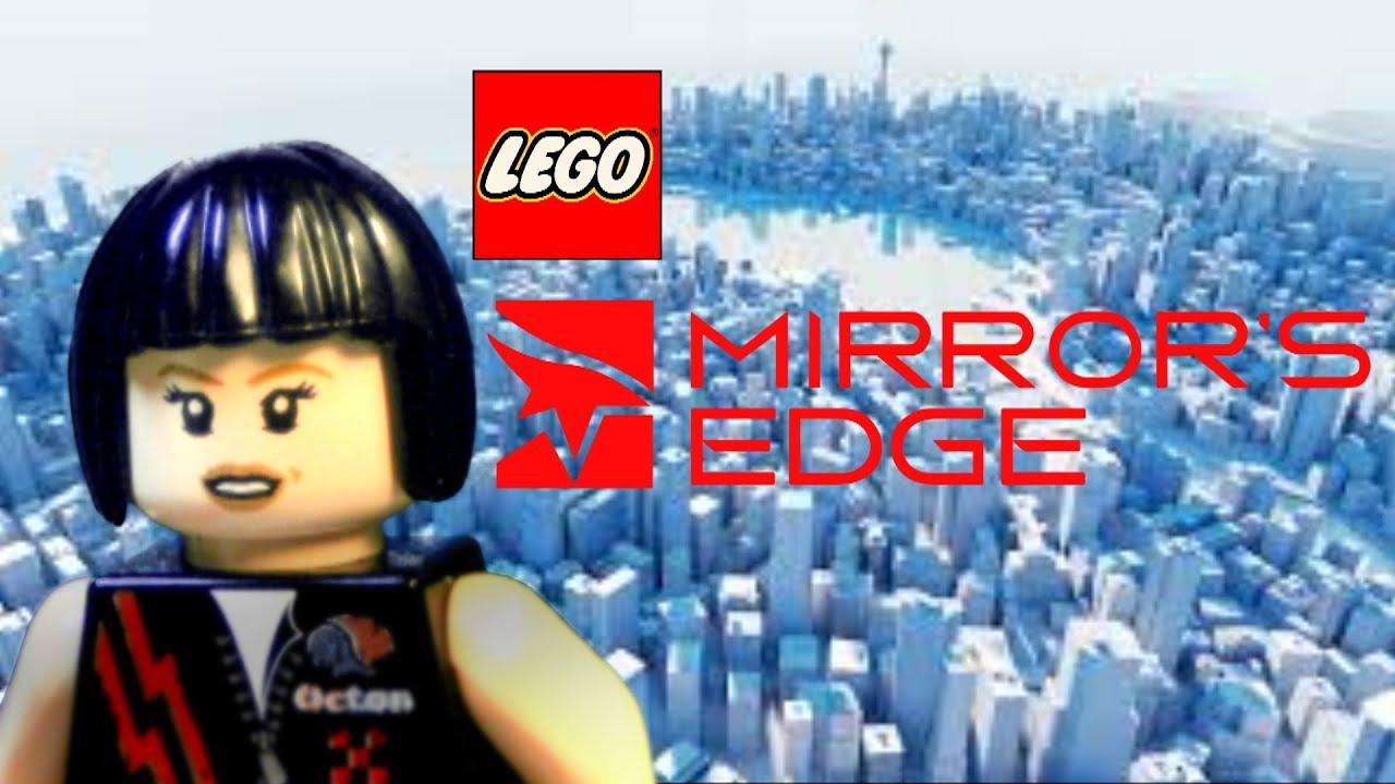 mirror edge. lego: mirror\u0027s edge mirror
