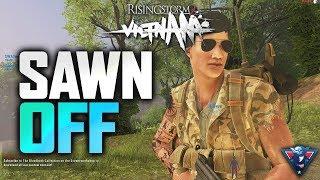 SAWN OFF SHOTGUN + RPD MADNESS! | Rising Storm 2: Vietnam Gameplay