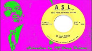 Gospel Funky Soul 45 - The New Shining Stars -