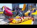 HOT WHEELS CITY WALLRIDE CARS 3 CHALLENGE (Cars 3 Challenge)