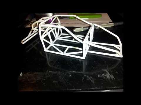 Build A Camaro >> '06 Promod camaro tube chassis build - YouTube