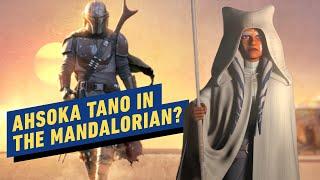 Star Wars: Will Ahsoka Tano Appear in The Mandalorian?