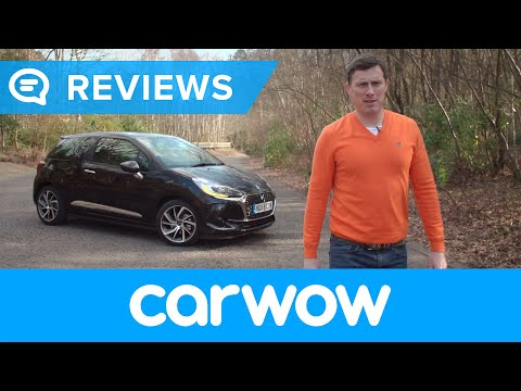 DS 3 (Citroën) Hatchback 2017 review | Mat Watson Reviews