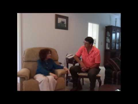 Full interview/Visit with Aunt Billie Jean Wilson on June 18, 2017