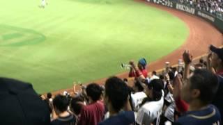 2014年8月27日 ほっともっとフィールド神戸 対千葉ロッテマリーンズ [...