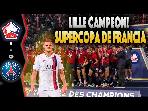 Lille CAMPEON!🏆 |