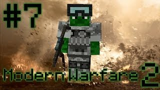 Minecraft Modern Warfare 2 - Intense Final Stand! #7
