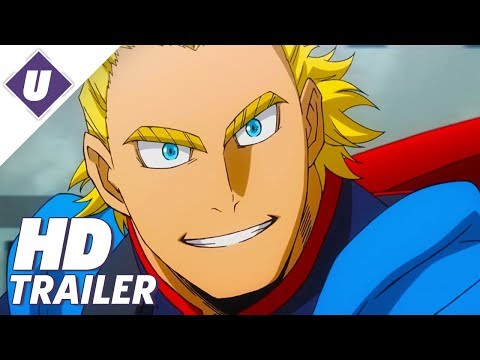 My hero academia two heroes streaming