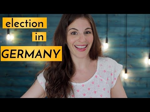 POLITICS IN GERMANY - My View of the German Federal Election