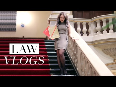 LAW SCHOOL VLOG #25 | LL.B Graduation, My New Grades + Cluse Watch Giveaway!