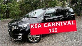 Kia Carnival III/Киа Карнавал 3, б/у из Южной Кореи