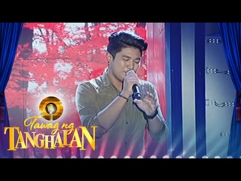 "Tawag ng Tanghalan: Jeremiah Tiangco - ""Bridge Over Troubled Water"""