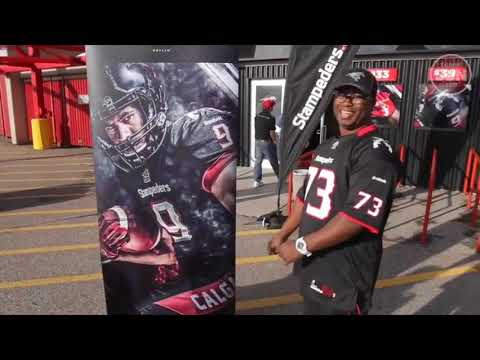 2339512dd Stamps roll out new signature jersey - YouTube