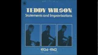 Teddy Wilson - Someday, Sweetheart