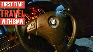 #BMW #traveling First time travel with BMW ???? full masti, adda, gana, thanks to Sudarshan Da & San