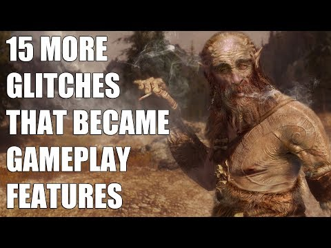 15 More Glitches That Surprisingly Became Gameplay Features