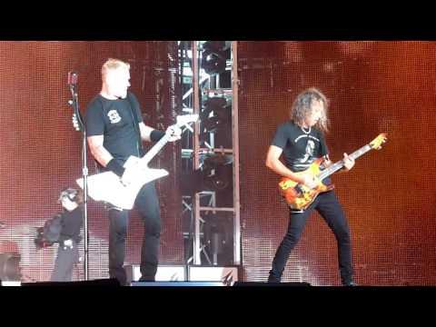 Metallica - Fade To Black - Sports Authority Field - Denver -  6-7-2017