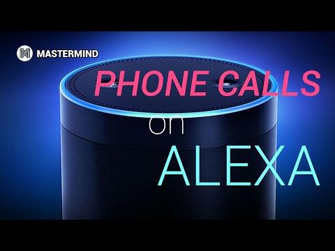 Mastermind Skill: Hands-free phone calls on Alexa