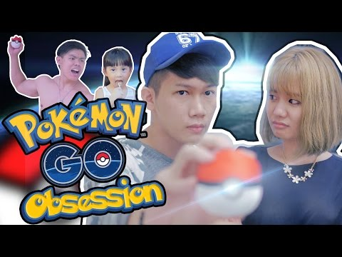 POKEMON GO OBSESSION - NAKED MAN CAUGHT IN...