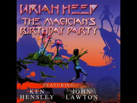 Uriah Heep The Magician S Birthday Party Live 2002 Cd Rip Ful Album Youtube