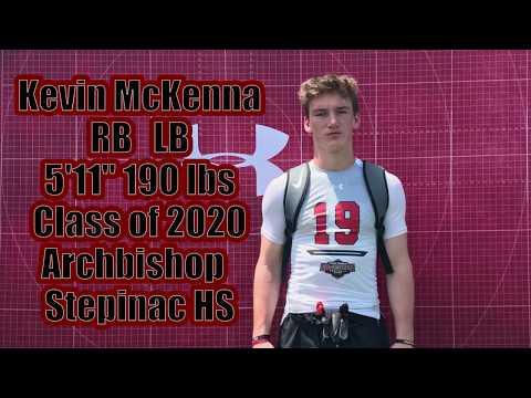 Kevin McKenna 2018 Under Armour Camp Series