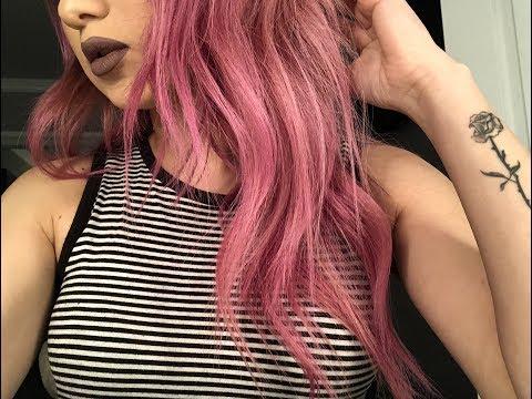 Pink Hair?!?! Follow Me To Sally's