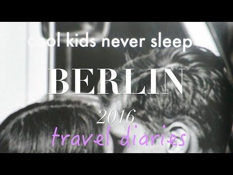 Winter / Berlin travel diaries