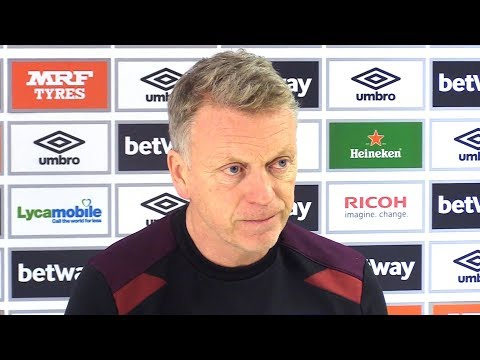 David Moyes Full Pre-Match Press Conference - Liverpool v West Ham - Premier League