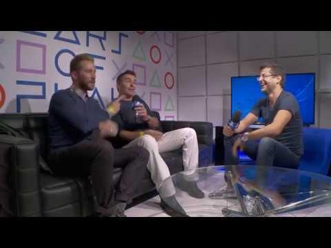 Uncharted 4 disponible sur PS4   de Nolan North et Troy Baker à la PlayStationPGW 2015